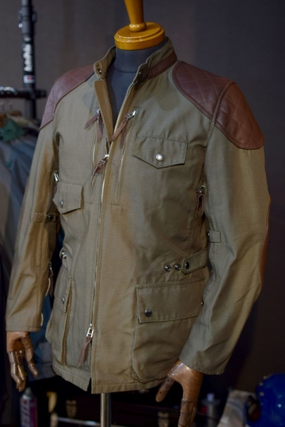 MFJ-2210 エアインテークドビージャケット