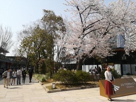 3 JR大阪城公園駅前