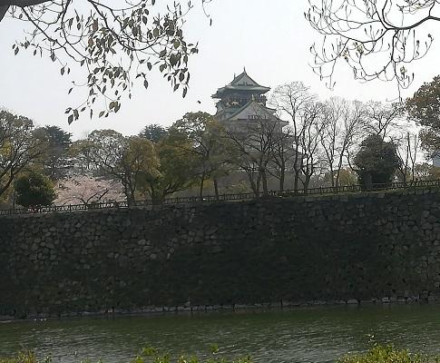6 大阪城