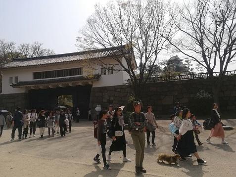 7 大阪城