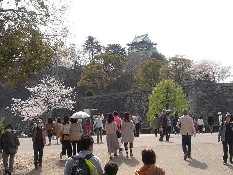 8 大阪城
