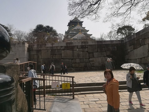9 大阪城