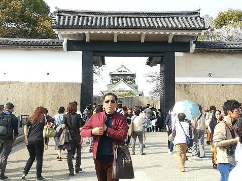 15大阪城