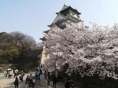 11 大阪城