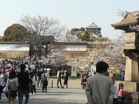 16 大阪城