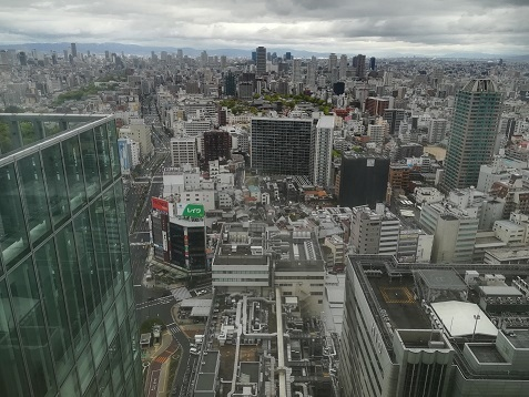 3 大阪方面