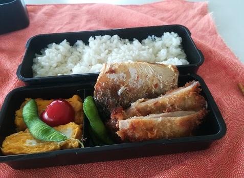 1 昼の弁当