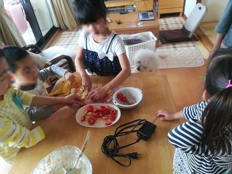 4 ホットケーキを作る
