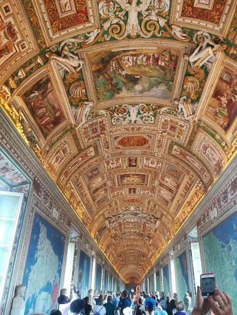 10 フィレンツェ・ウフィッツィ美術館