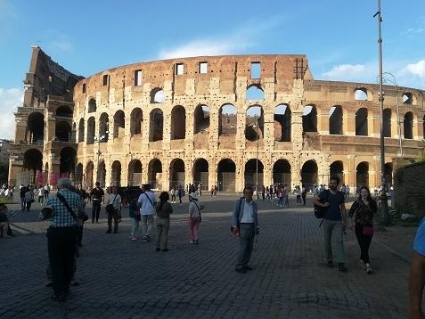 17 ローマ・コロッセオ