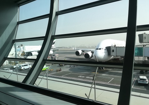 1 ドバイ国際空港