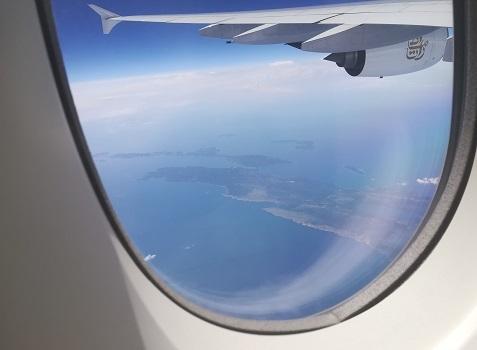 14 アドリア海北部からイタリアへ ベネチア付近