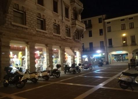 7 パドヴァの夜景