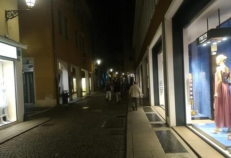 8 パドヴァの夜景