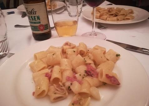 13 パドヴァの夕食