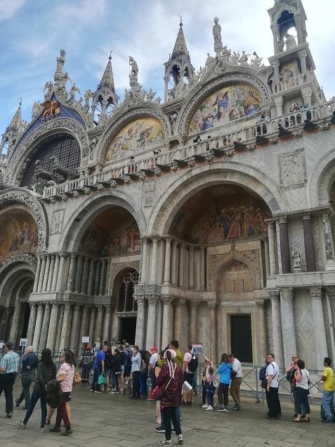 17 サンマルコ大聖堂