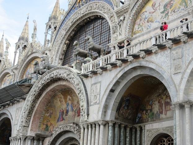 18 サンマルコ大聖堂