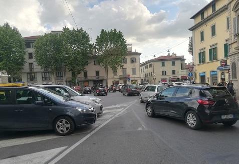 22 フィレンツェの郊外