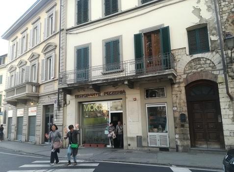 23 フィレンツェのレストラン 夕食