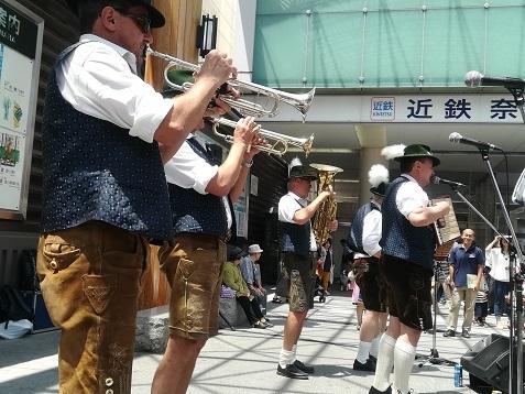 1 ムジークフェストなら2018 ビール王国ミュンヘンの音楽