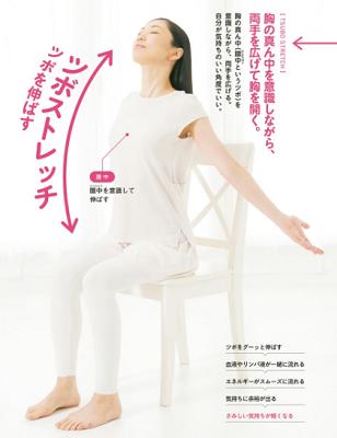 yanamoto mayumi ストレッチ図 2018