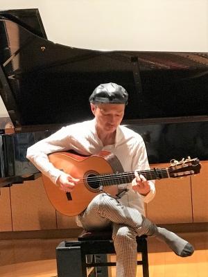 伊藤芳輝ギターマレキアーレコンサート2018年5月13日