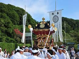 安房神社神輿