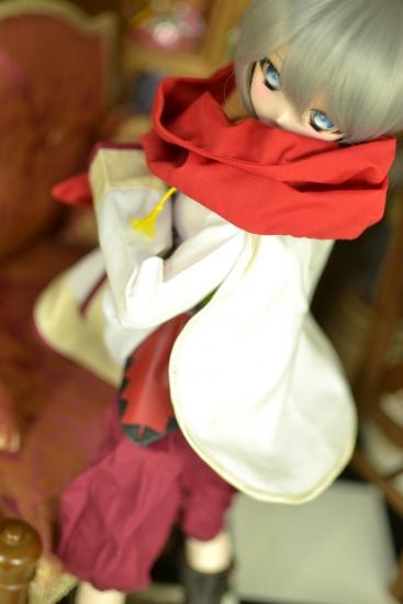 迷子の忍者ドレスset~AmaneThe fate of blaze~-5