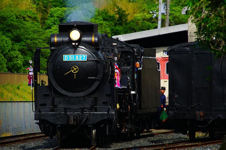 180505 Aridagawa RailwayPark D51 1