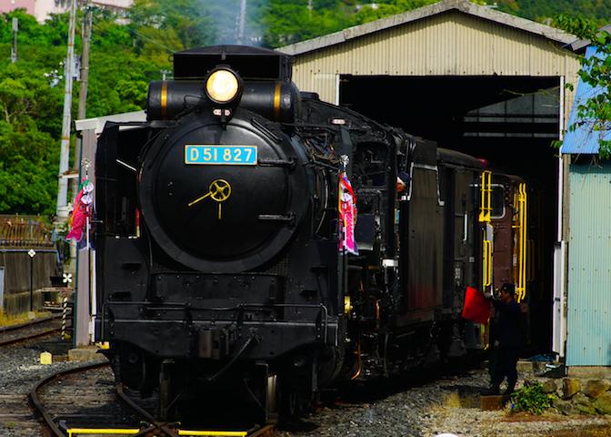 180505 Aridagawa RailwayPark D51 2