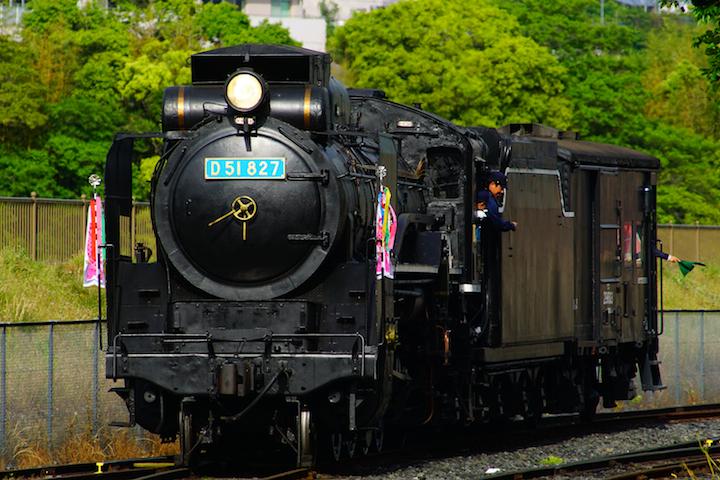 180505 Aridagawa RailwayPark D51 3