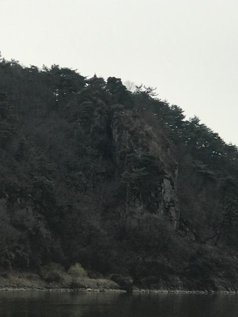 20180329 御神事 韓国 落花岩