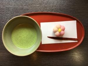 お茶&お菓子2