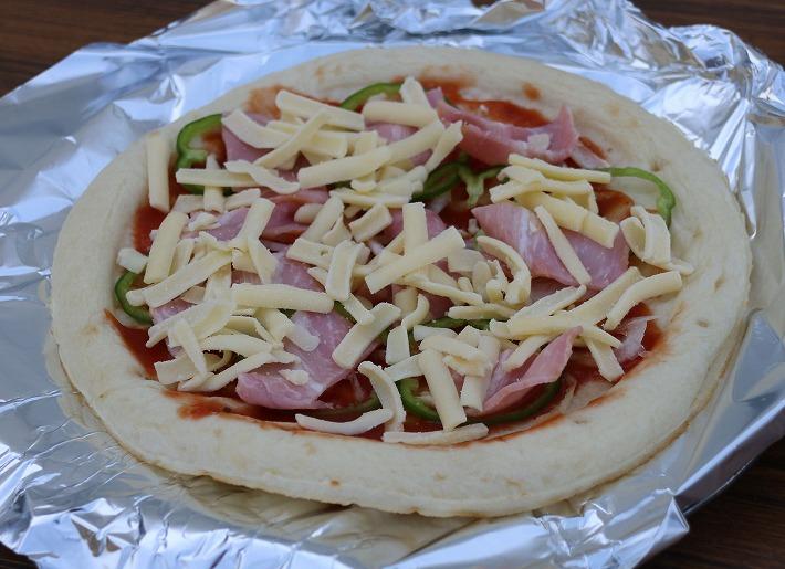 ピザ作り 今から焼きます 30 4 8