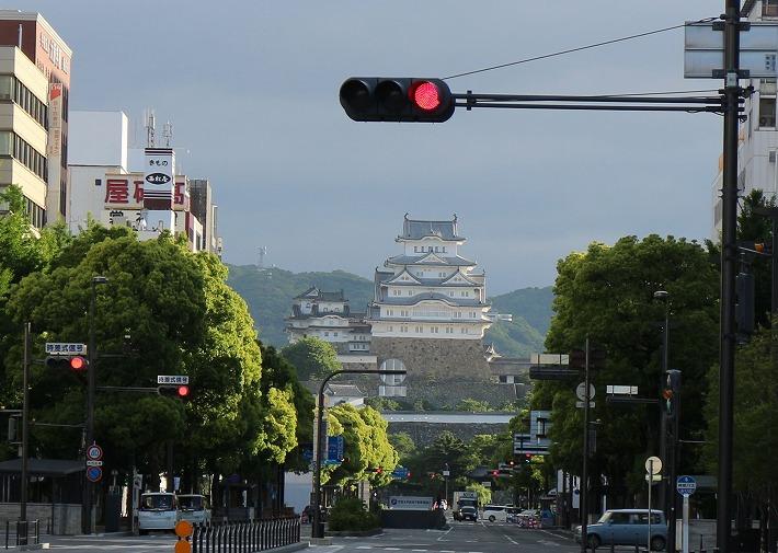 錬成会 朝 姫路城 30 5 20