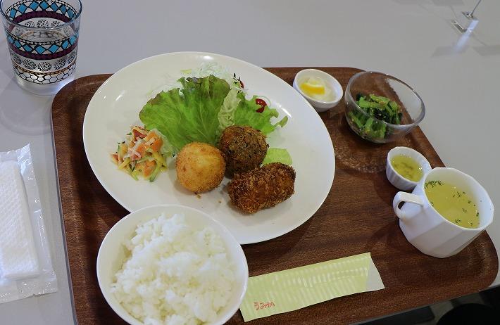 うみかランチ定食 30 5 29