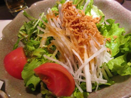 105じゃこサラダ(1)
