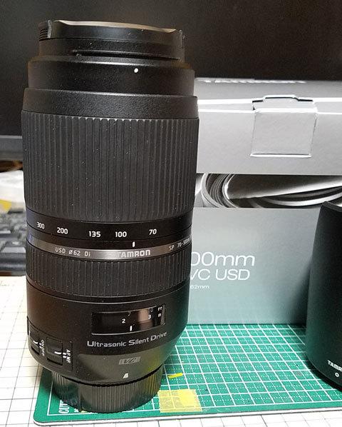 タムロン70-300mm(A030)