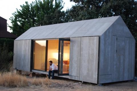 小屋 住宅
