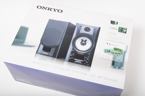 ONKYO PCスピーカー