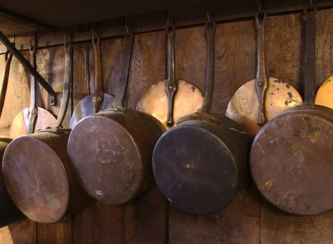 銅製品 鍋