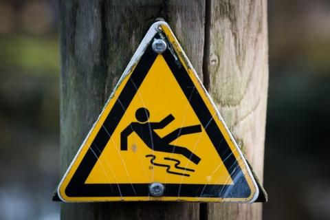 転ばぬ先の杖 注意