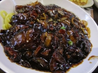 東大門 香港飯店 チャジャン麺