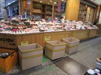 東大門靴卸売市場