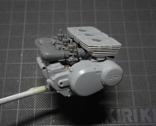 GT380B 製作 67