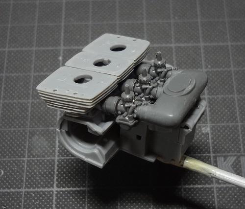 GT380B 製作 68