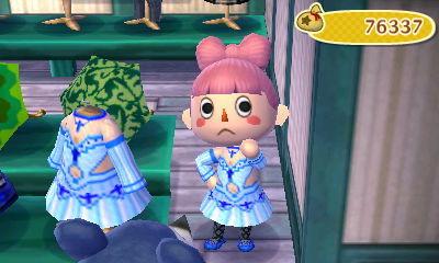 踊り子風ドレス