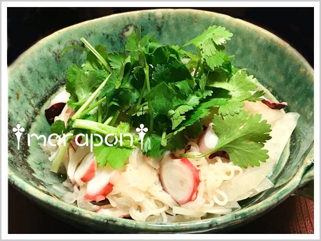 180504 素麺サラダ