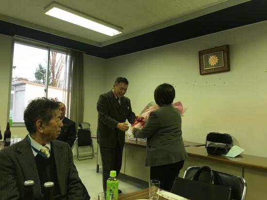 商工会理事会・送別会 008