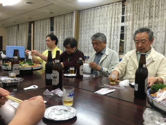 カード会役員会・信金ゴルフ 013